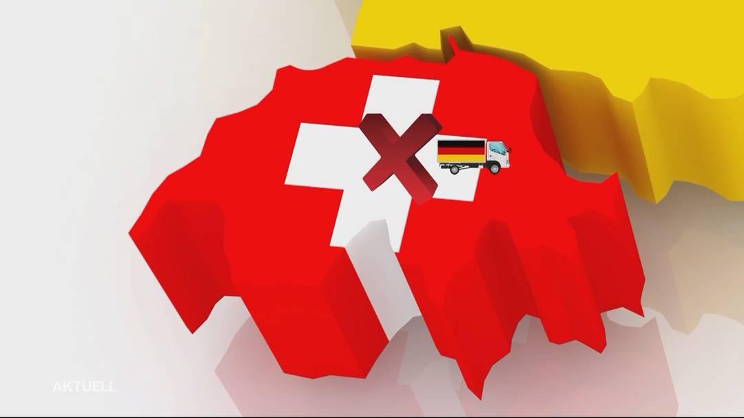 Strafuntersuchung gegen Aargauer Transportunternehmen