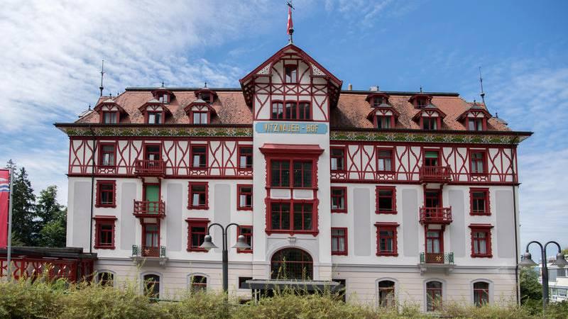 Der Vitznauerhof ist das beste Hotel der Schweiz
