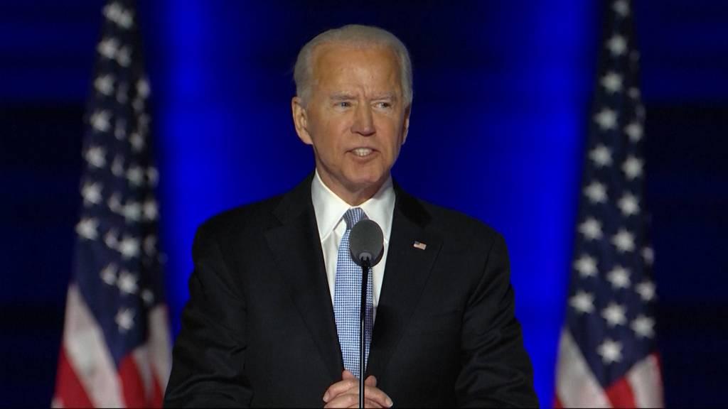 Corona-Impfstoff und Wahl von Joe Biden treiben Börsen an
