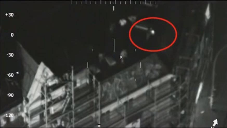 Helikopter-Video zeigt brutalen Hinterhalt der G-20-Randalierer