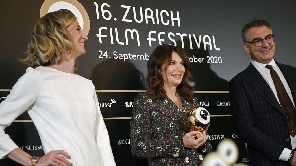 In zwei Wochen startet das Zurich Film Festival