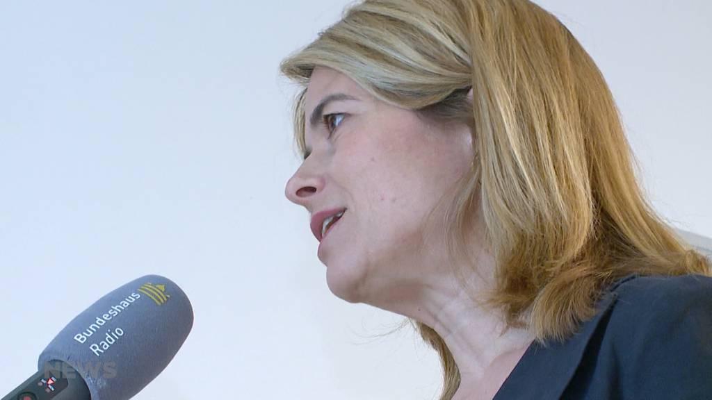 Nach Abstimmungsniederlage: Petra Gössi gibt Rücktritt als FDP-Präsidentin bekannt