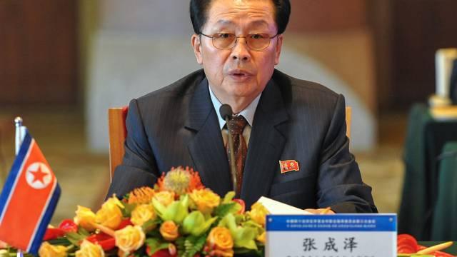 Jang Song Thaek wurde offenbar hingerichtet (Archivbild)