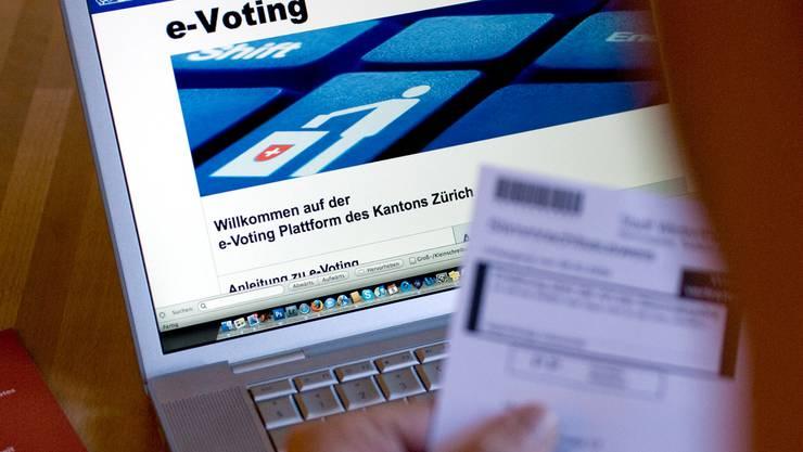 E-Voting-Test: Fünf Aargauer Gemeinden sind dabei