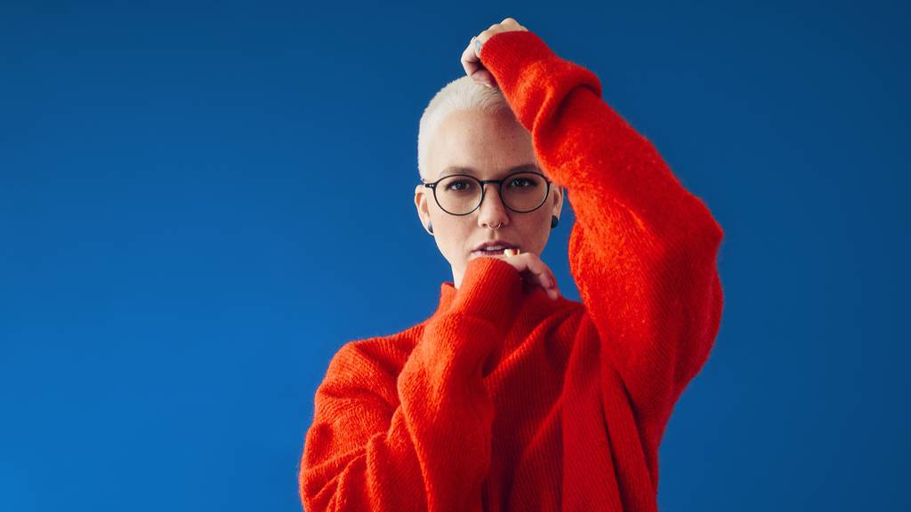 Stefanie Heinzmann hat ein neues Album am Start