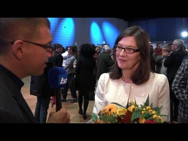 Silvia Schenker: «Es kommen schwierige Zeiten auf uns zu»