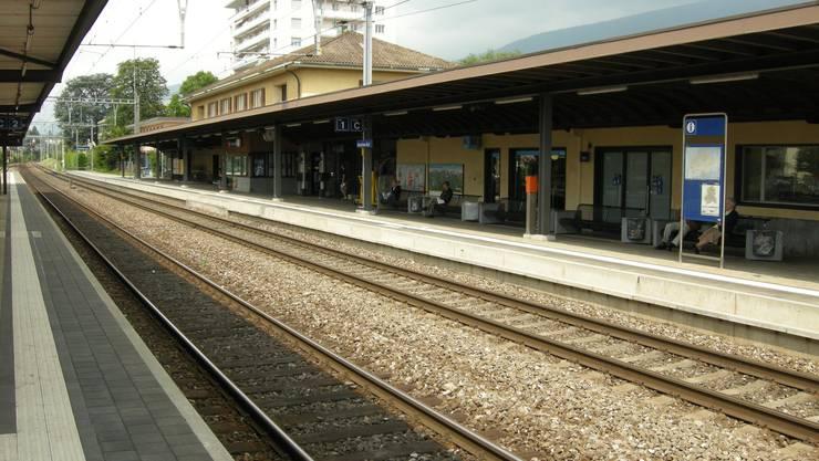 Beim Gleis 2 am Grenchner Südbahnhof kam es zum tödlichen Personenunfall.