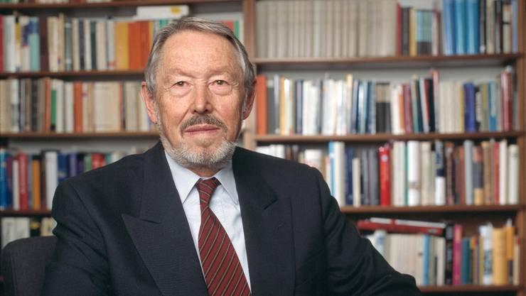 Kurt R. Spillmann: «Ein Angriff auf den Genfer UNO-Sitz wäre besonders symbolträchtig.»