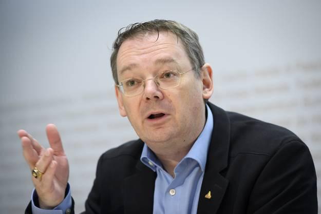 SVP-Nationalrat Franz Ruppen.