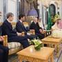 Die Beziehungen zu Saudi-Arabien seien freundschaftlich, sagte Finanzminister Ueli Maurer am Montag im Nationalrat. Dieser genehmigte als Erstrat ein Doppelbesteuerungsabkommen mit dem Königreich. (Archivbild)