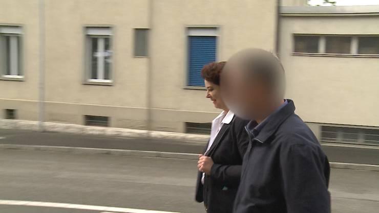Tierdrama Boningen: Der Bauer erscheint vor dem Amtsgericht.