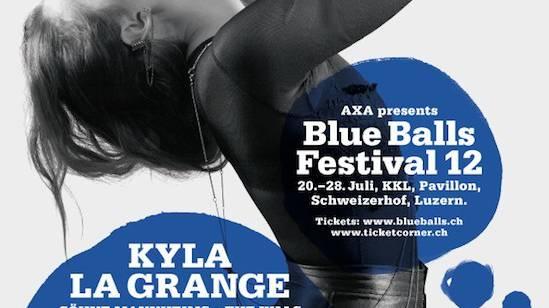 Blue Balls Festival wird 20 Jahre alt