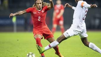 Kevin Mbabu wird im Schweizer Nationalteam für den verletzten Xherdan Shaqiri nachnominiert