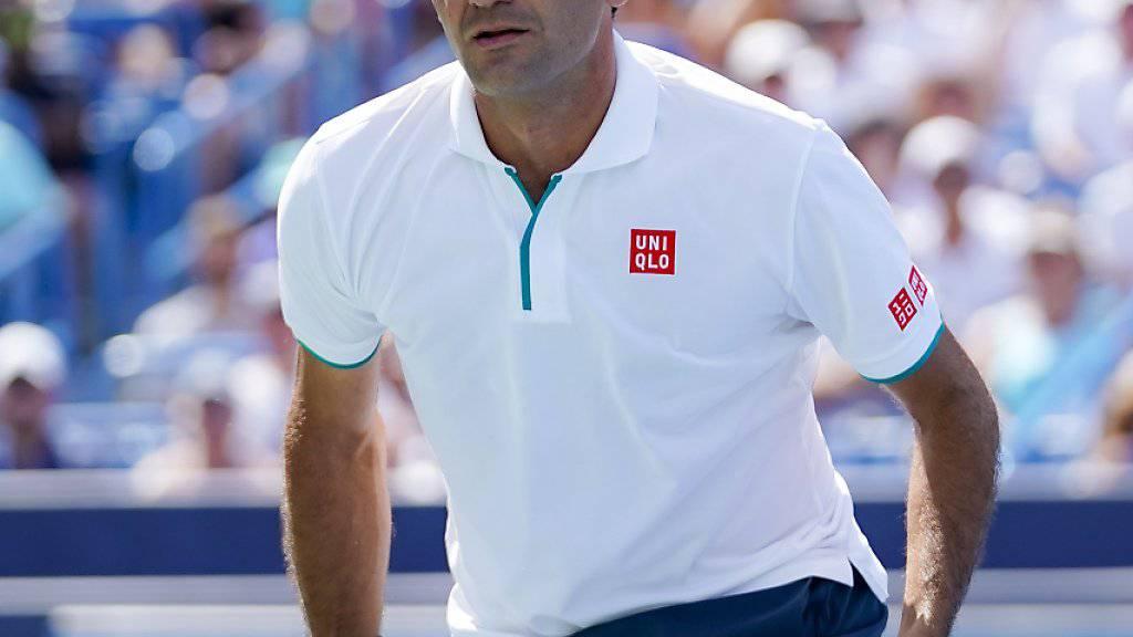 Federer trotz Niederlage guten Mutes