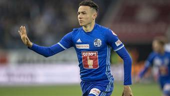 Ruben Vargas geht in die Bundesliga