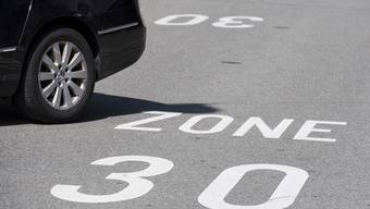 Neu soll im Gebiet Grumetweg eine Tempo 30-Zone eingeführt werden. Sicherheitsdefizite sollen so ausgebessert werden.