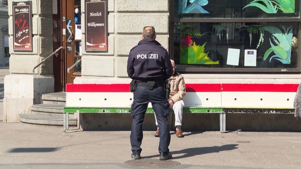 Stadtpolizei Winterthur büsst nun Corona-Ignoranten