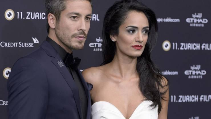 Schauspieler und Moderator Max Loong ist seiner schwangeren Ehefrau Sepideh Haftgoli aus Überzeugung treu. (Archivbild)