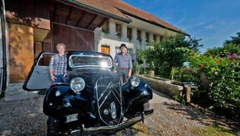 Historische Häuser im Aargau: Die AZ-Serie