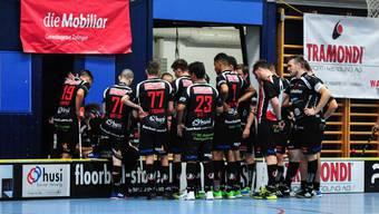 Unihockey Mittelland kann sich gegen Bern Capitals nicht durchsetzen.