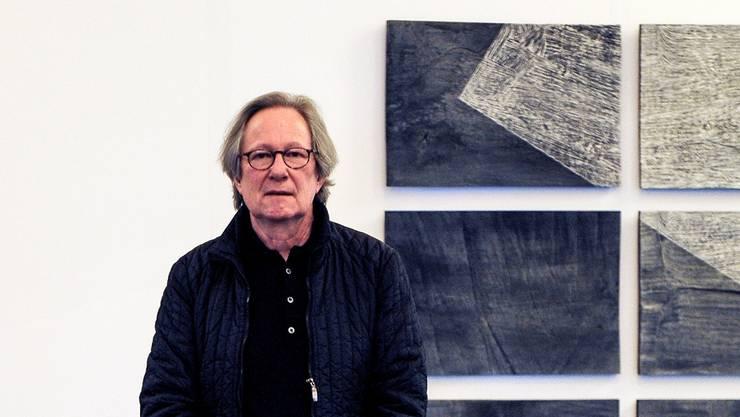 Seit seiner Kindheit hat Beat Breitenstein eine Leidenschaft für Holz. Am liebsten arbeitet er mit Eiche.