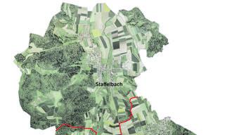 Anders als in Attelwil und Moosleerau hat in Staffelbach nicht die Gemeindeversammlung über die Melioration beschlossen, sondern die Grundeigentümerversammlung.