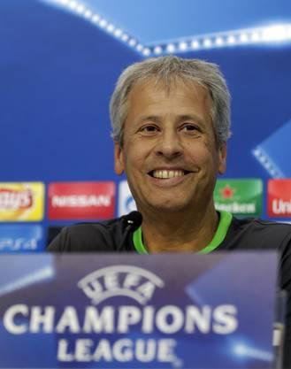 Favre führte Gladbach in die Champions League.