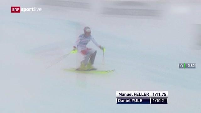 Norweger gewinnt Weltcup-Slalom