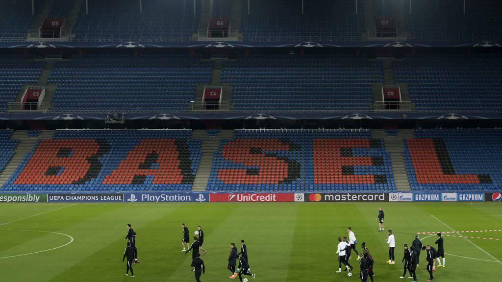 PSG Gewinnt Gegen Den FC Basel Mit 1 2 FM1Today