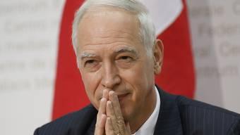 Jacques de Watteville, Schweizer Chefunterhändler für die EU-Dossiers.