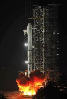 Die Mission von Chang'e 3 ist ein Erfolg