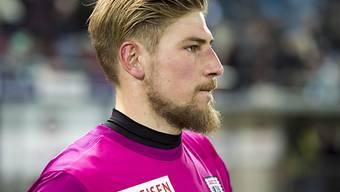 Lars Unnerstall wechselt von Aarau in die 2. Bundesliga