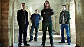 Die Aargauer Prog-Rock Band Prisma spielt «Over Bodies and Cases»