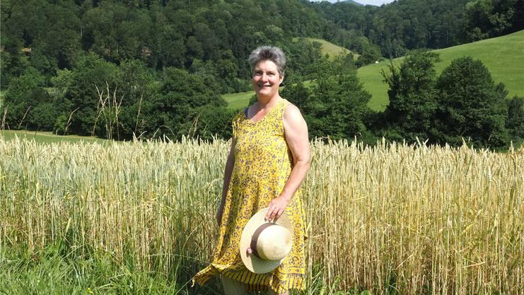 «Ich verzichte auf Tür-zu-Tür-Aktionen. Ich bin keine Missionarin.» Gertrud Häseli, Grüne