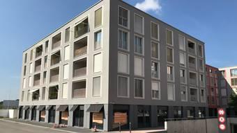 In Rheinfelden entstanden in den letzten Jahren – wie hier im Salmenpark – zahlreiche Eigentumswohnungen.