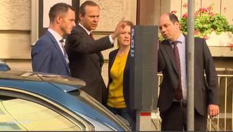 Parkplätze in der Stadt werden massiv teurer, sofern das Stimmvolk am 25. September ein JA in die Urne legt. Der Abstimmungskampf ist in vollem Gange.