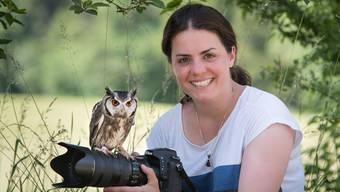 Helen Rutishauser, die neue kantonale Fledermausschutzbeauftragte.