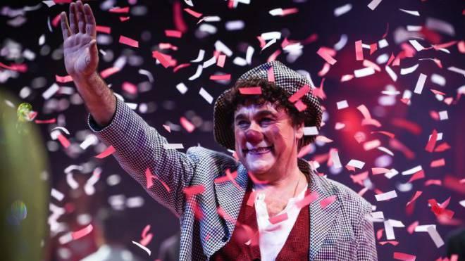 Weltberühmt: Clown David Larible (59). Foto: HO