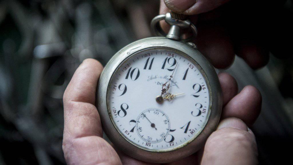 Die Abschaffung der Zeitumstellung wackelt