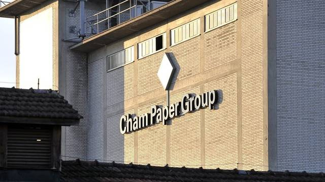 Die Papierfirma begründet den Stellenabbau mit dem starken Franken (Symbolbild)