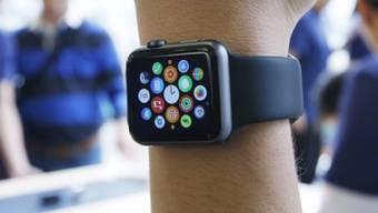 Weiss auch nicht alles: Die Smartwatch.