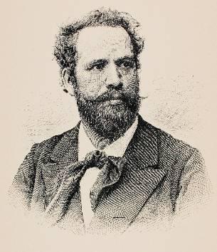 Bildhauer Richard Kissling aus Wolfwil (1848–1919).