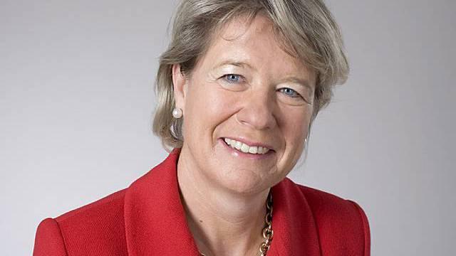 FDP-Nationalrätin Corina Eichenberger ist irritiert über UBS.