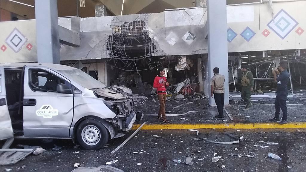 25 Tote und mehr als 100 Verletzte nach Explosion im Jemen