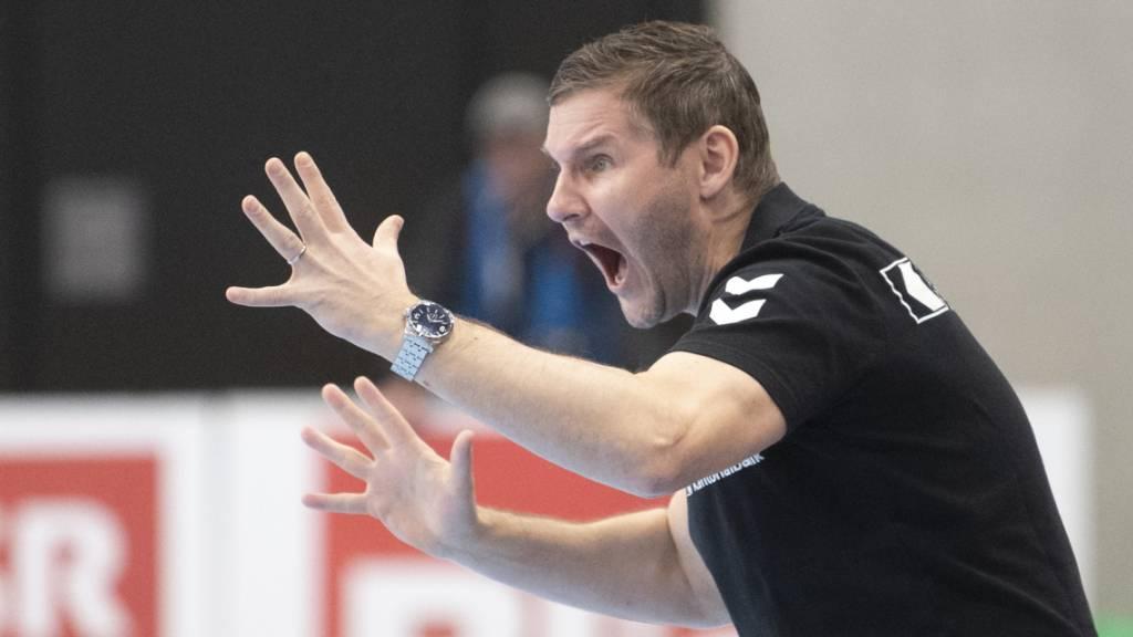 Aller Einsatz des Schaffhauser Trainers Petr Hrachovec nutzte nichts