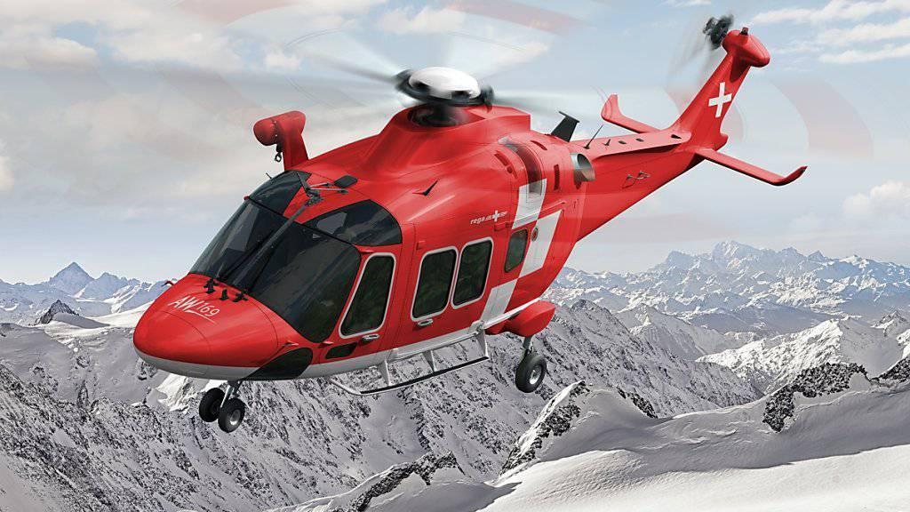 Die neuen allwettertauglichen Rega-Helikopter fliegen ab 2021.