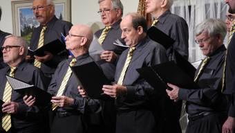 Männerchor Engstringen: Konzert und Theater