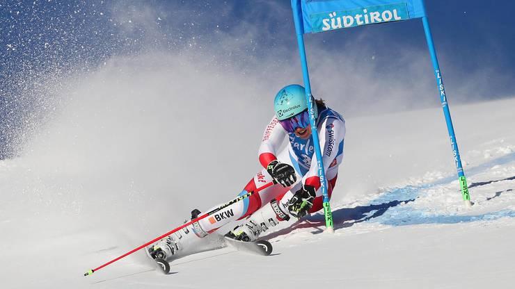 Sie fuhr auf den für sie enttäuschenden 15. Platz. Zeitgleich mit der Österreicherin Ricarda Haaser.