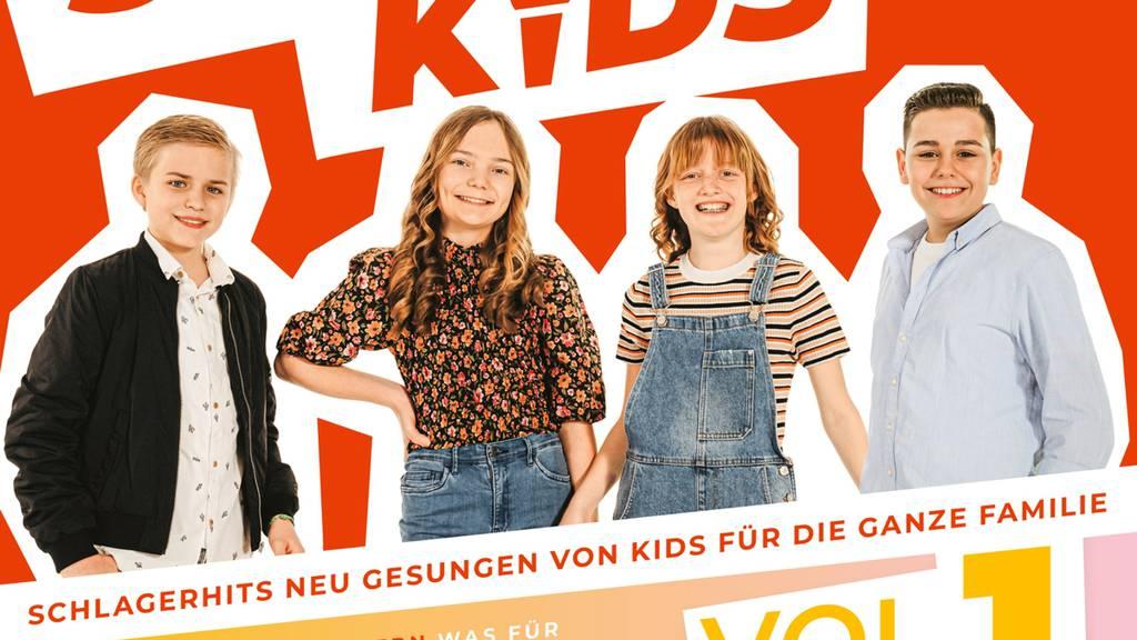 Schlagerkids - Vol 1