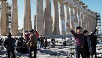 Schwächelndes Europa, aufstrebendes China: Niall Fergusons Prophezeiungen scheinen sich zu bewahrheiten.